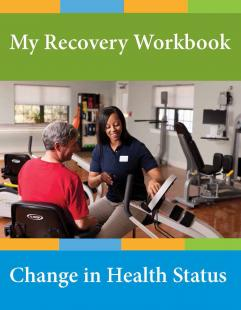 Recovery Workbook for Accident Recovery Patients