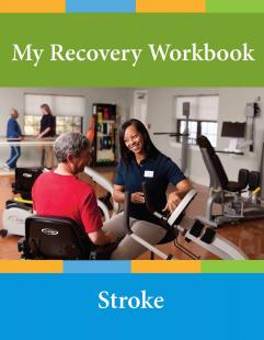 Recovery Workbook for Stroke Patients